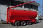 Pašarų transportavimo priekaba DF20 www.mlvs.info