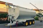 Grūdų transportavimo priekaba DF20 www.mlvs.info