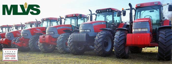 Traktorių nuoma 2017m visoje Lietuvoje