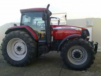 Parduodamas traktorius McCormick XTX 185