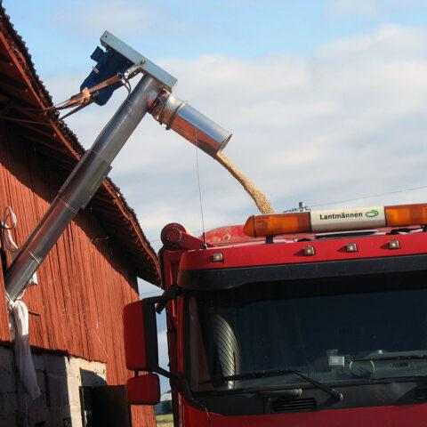 Švediški sraigtiniai transporteriai 200mm