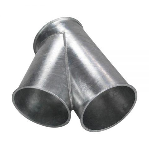 Cinkuoto metalo šakotuvas Schmelzer