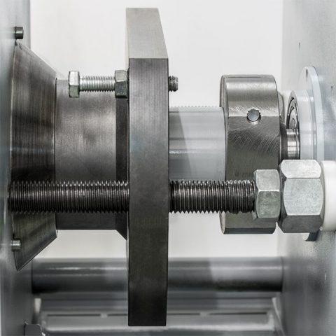 Vokiškas pramoninis aliejaus presas KEK-P0101 (Technologija)