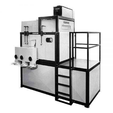 Javų grūdų valymo įranga Damas Combi V