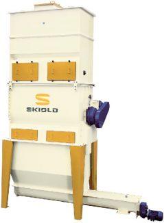 Tvirtos konstrukcijos horizontalus maišytuvas