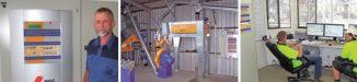 Danų gamybos pašarų gamybos valdymo sistemos Flexmill