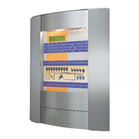Danų gamybos kompiuterinės pašarų gamybos valdymo sistemos Flexmill