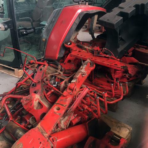 Atsarginės McCormick - Case traktorių dalys - Tiltas