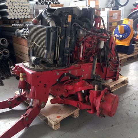 Atsarginės McCormick - Case traktorių dalys - Variklis