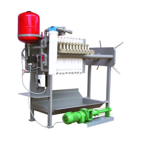 KKF470 Aliejaus filtravimo įrenginys