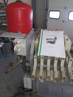 Kern Karft aliejaus filtravimo įrenginys