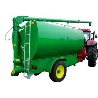 Visų traktorių priekabos ir puspriekabės