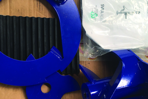 ESP srutų siurblio maišytuvo remonto rinkinys