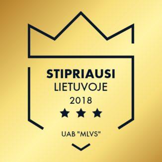 MLVS - Stipriausi Lietuvoje 2018