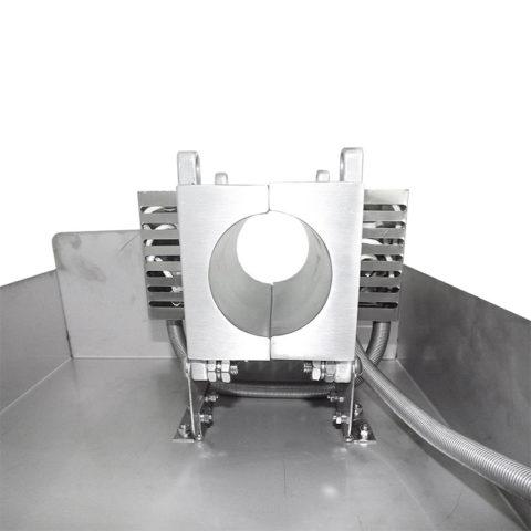 Komercinės paskirties šalto spaudimo aliejaus presas MLVS-10