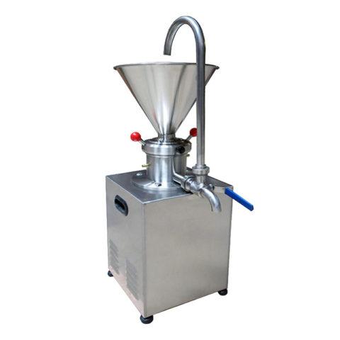Pramoninės komercinės paskirties automatinė žemės riešutų sviesto gaminimo mašina