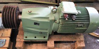 11kw elektros variklis su reduktoriumi