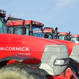 Traktorių nuoma visoje Lietuvoje