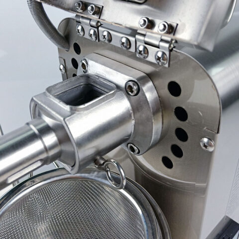 Aliejaus presas MLVS-04T - presavimo kamera