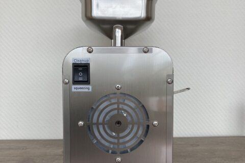 Šalto spaudimo aliejaus presas MLVS-04T