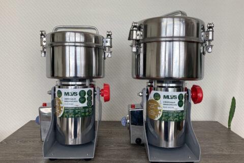 Universalus sausų produktų smulkintuvas