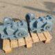 Nauji ir naudoti vokiški varikliai su reduktoriai