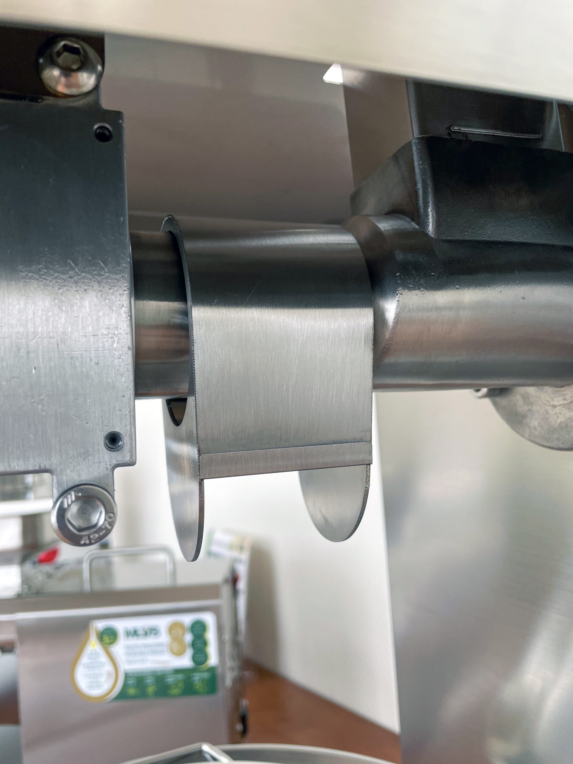 Komercinis šalto spaudimo aliejaus presas MLVS-10