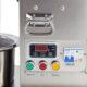 Komercinis šalto spaudimo aliejaus presas MLVS-08. Paprastai ir nesudėtingai valdomas